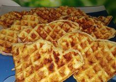 Waffles, Breakfast, Recipes, Food, Morning Coffee, Essen, Waffle, Meals, Eten