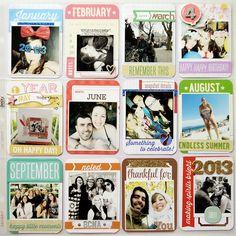 Project Life : Bye bye 2013!!