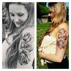 Love my tattoo