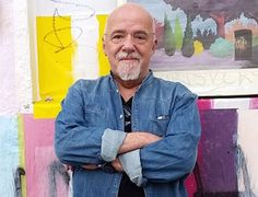 Paulo Coelho - one of the popular spiritual and inspirational authors in the world. The Alchemist is his bestseller, with more than 65 million copies sold.