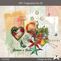 ART Fragments No 19 | Designs de Wild