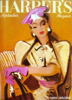 1944 Harper's Bazaar September