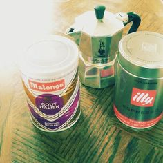 Illy vs Malongo Calling #coffeelovers for opinion  Have you tested/tasted @cafesmalongo 'gout italien pur arabica' and, if so, how would you rate it against @illy_coffee 'Espresso medium roast' Feat. our own @bialettiofficial #mokamachine ☕ #caffeine ##caffe #illy #illycoffee #malongo #Arabica #roast #Moka #coffeemachine #bialetti #mokaexpress #madeinitaly #madeinfrance #jardinsflorian #livehappilly