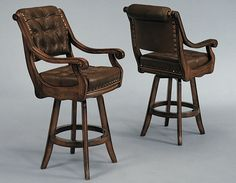 Darafeev.com Ponce de Leon Spectator Chair, love these.