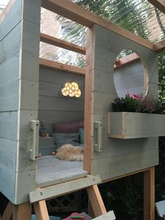 DIY: Zoet speelhuisje - Eigen Huis en Tuin
