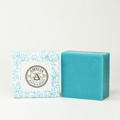 Island Mist Luxury Soap Shea Butter Soap, Ocean Scented Soap, Vegan... (€5,82) ❤ liked on Polyvore featuring beauty products, bath & body products and body cleansers