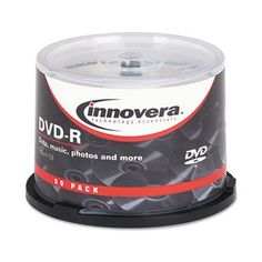 Introducing DVDR Discs 47GB 16x Spindle Silver 50Pack Sold as 2 Package. Great product and follow us for more updates!