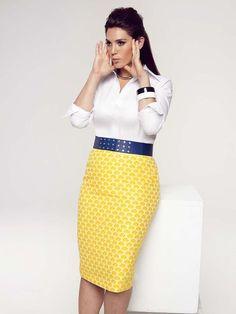 business fashion plussize
