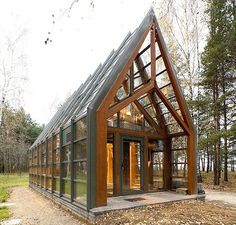 Glass Greenhouse #pinadream