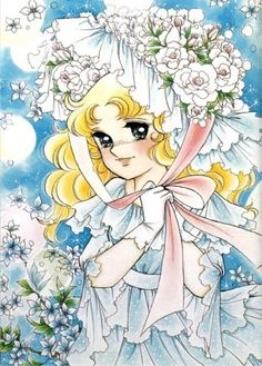 Candy Candy (Candice White) by Yumiko Igarashi キャンディキャンディ Candy Images, Candy Pictures, Manga Drawing, Manga Art, Manga Anime, Manga Illustration, Illustrations, Candy Y Terry, Dulce Candy