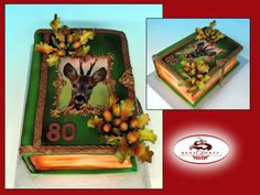 The book for hunters - Cake by Renata Churá