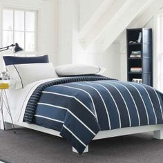 Nautica Knots Bay Bedding By Nautica Bedding, Comforters, Comforter Sets, Duvets, Bedspreads, Quilts, Sheets, Pillows: The Home Decorating Company