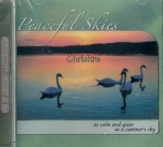 Mind Therapy Peaceful Skies Instrumental Calm Relaxation Meditation Music CD