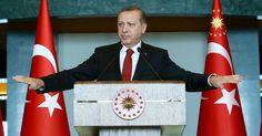 President Recep Tayyip Erdogan of Turkey pictured in January 2016. (Photo: EPA)