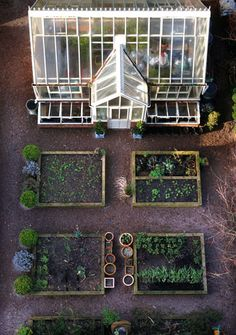 Victorian Lodge Glasshouse by HartleyBotanic, via Flickr