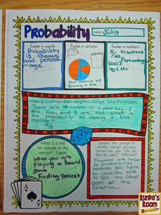 probability (measurement chart interactive notebooks)