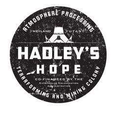 Aliens, Hadley's Hope, LV-426, Terraforming Colony, Weyland-Yutani, Atmosphere Processing