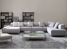 VENETIAN SECTIONAL SOFA - Gray  $4500 for this config