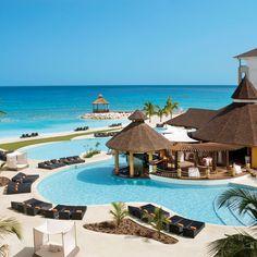 Best Jamaica Honeymoon Resorts - Secrets Wild Orchid Montego Bay