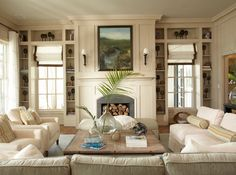Neutrals = Country Elegance
