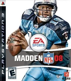 Madden NFL 08  Playstation 3 by Electronic Arts * Continue to the product at the image link. Note:It is Affiliate Link to Amazon.
