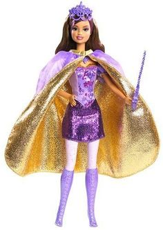 barbie and the three musketeers transforming viveca doll $34.99 ☆mattel