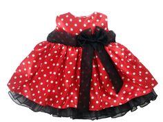 Estido dress minnie mouse