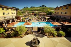 The Meritage Resort in Nappa Valley