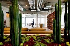 Google office tel aviv8 Aviv Tecnologa Office Tour Visa Innovation Centre Tlv Offices Tel Aviv Pinterest 590 Best צמחייה Images In 2019 Bureaus Office Interiors Offices