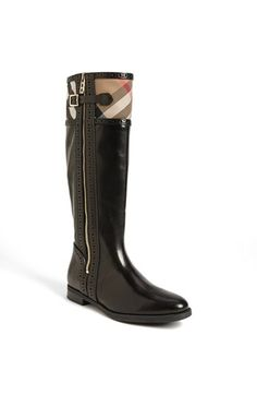 Burberry 'Colville' Tall Boot @Nordstrom