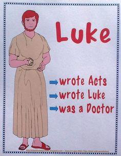 Luke printable