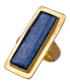 Charles Albert Alchemia and Kyanite Ring #jewelry #charlesalbert #fashion