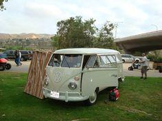 1964 EZ Camper.  17000 original miles, Original condition, unrestored. Sold for $ 75,000