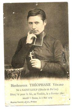 Bienheureux Théophane Vénard.  | Collections, Cartes postales, Thèmes | eBay!