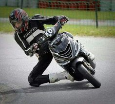 Me on my piaggio zip sp on Francorchamps
