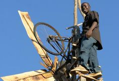 "TEDtalk: ""How I harnessed the wind"""