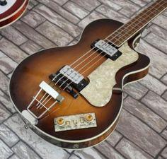 Hofner 500/2 ClubBass 1966 | Höfner Club Bass McCartney Tom Petty in Münster - Münster-Centrum | Musikinstrumente und Zubehör gebraucht kaufen | eBay Kleinanzeigen