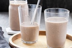 Nespresso Roma, banana and oats smoothie – Recipes – Bite