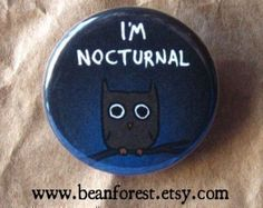 i am a cautionary tale 1.25 pinback button badge by beanforest