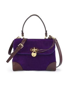 Small Tiffin Bag - Ralph Lauren Top Handles & Satchels - RalphLauren.com