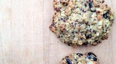 Quinoa Cranberry Cookies (vegan)