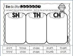 Wild-About-Digraphs-A-FREE-mini-packet-of-digraph-activities-1157159 Teaching Resources - TeachersPayTeachers.com