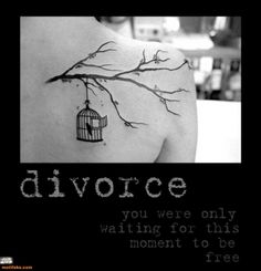 birds are overdone... not to be hipster, but i just cant do it... i like the divorce quote though... everything is better if defined with beatles lyrics