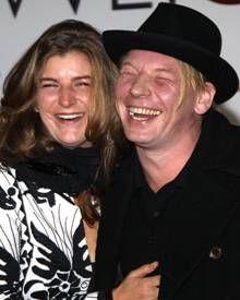 Anne Seidel und Ben Becker sind seit 14 Jahren ein Paar.