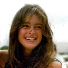 Happy Birthday My First Love Brooke Shields 😘❤💎💍💘 Act Of God 😊 brookeshields amazing nice awesome great firstlove endlesslove myfirstlove naturelbeuty idol fantastic legend legendary dream happybirthday Brooke Shields Joven, Brooke Shields Young, Hair Inspo, Hair Inspiration, Vaquera Sexy, Actrices Hollywood, Aesthetic Hair, Grunge Hair, Pretty Face