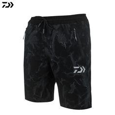 Daiwa Men's Summer Quick Dry Shorts Outdoor Male Shorts Breathable Hiking Fishing Sport Trousers Hiking Shorts, Sports Trousers, Quick Dry, Hiking Clothes, Summer, Fishing, Men, Outdoor, Outfits
