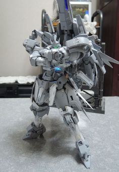 [GBWC2015] AMAZING MG TALLGEESE III CUSTOM Work In Progress by ロク PHOTO REVIEW No.17 Big Size Images http://www.gunjap.net/site/?p=253625