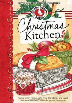 Christmas Kitchen: Gooseberry Patch: Books