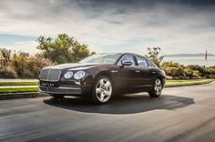 "2014 Bentley Flying Spur First Test - Motor Trend "" Czech headlamps its nice"""