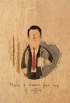 Twin Peaks - Special Agent Dale Cooper by Mister Hope